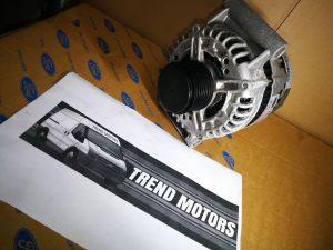 Trend Motors Alternator 2006 - 2013 Ford Transit MK7 2.4 RWD Alternator Ford Remanufactured Parts Nottingham