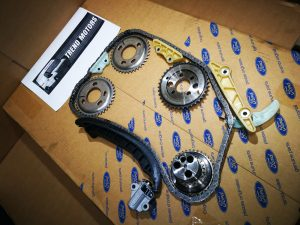 2006 to 2013 Ford Transit Mk7 2.4 Genuine Timing Chain Kit Trend Motors